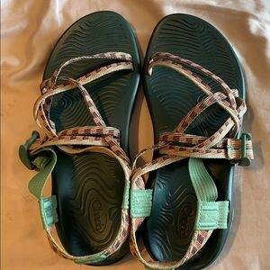Worn once Chaco sandals size 8